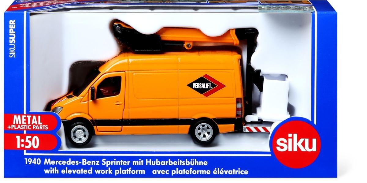 Mercedes-Benz Sprinter mit Hubarbeitsbühne