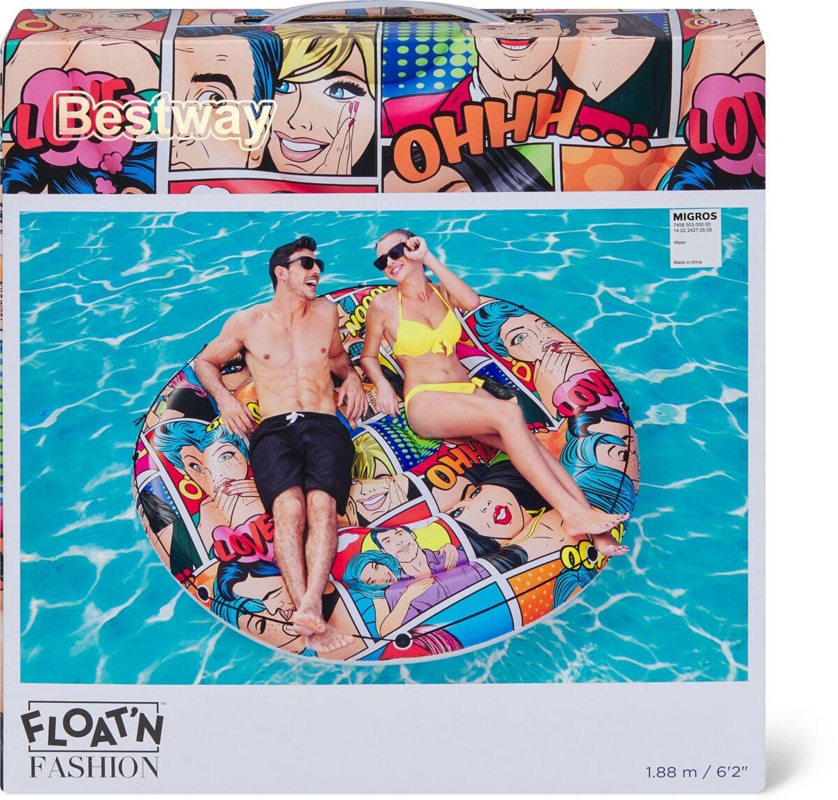 Bestway Bestway Inflatable Pop Art Island