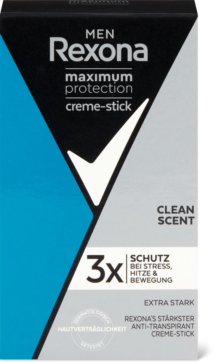 Rexona Men Deo Stick Maximum Protection Clean Scent