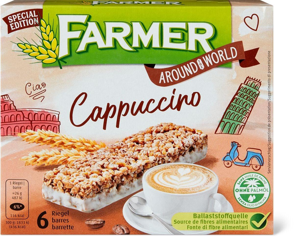 Farmer Cappuccino