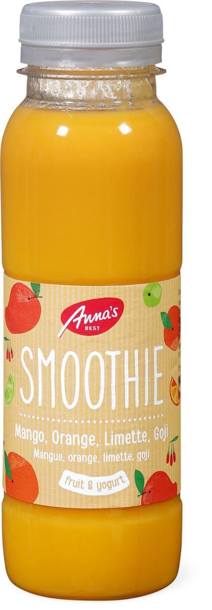 Anna's Best smoothie mangue-orange