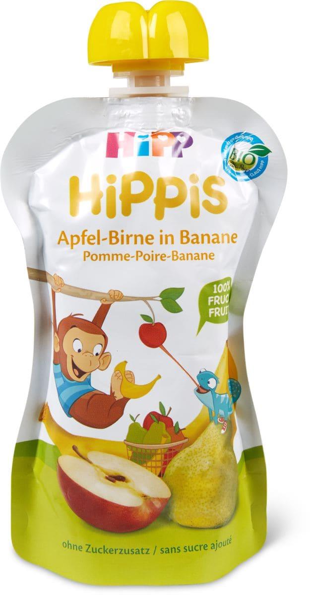 Hipp Gourde pomme poire banane