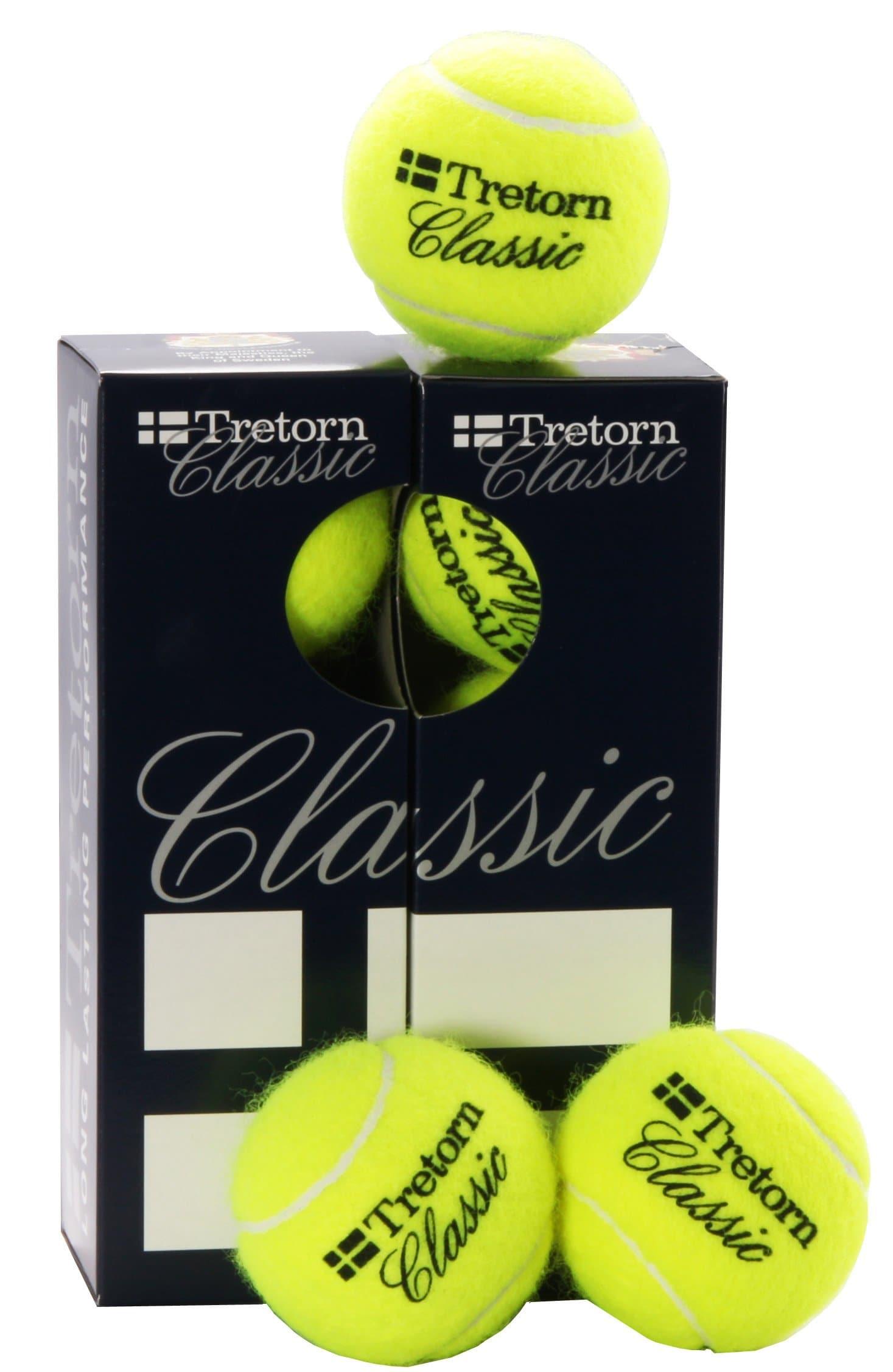 Tretorn Classic (6er Karton) Tennisball