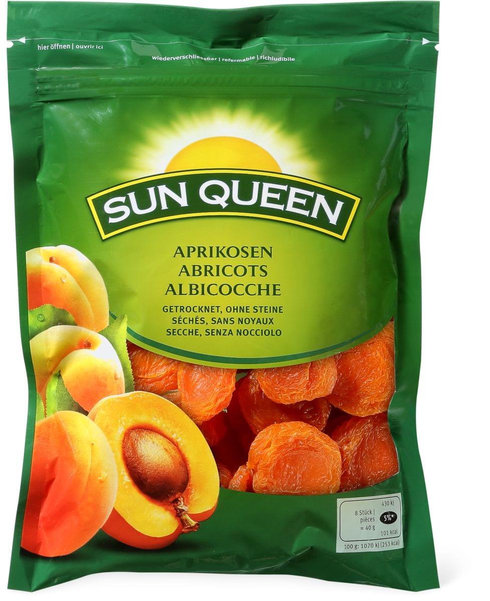 Sun Queen Aprikosen