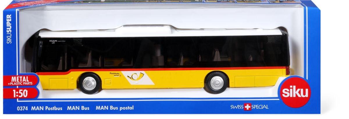 Siku MAN Postbus CH 1:50 Modellfahrzeug