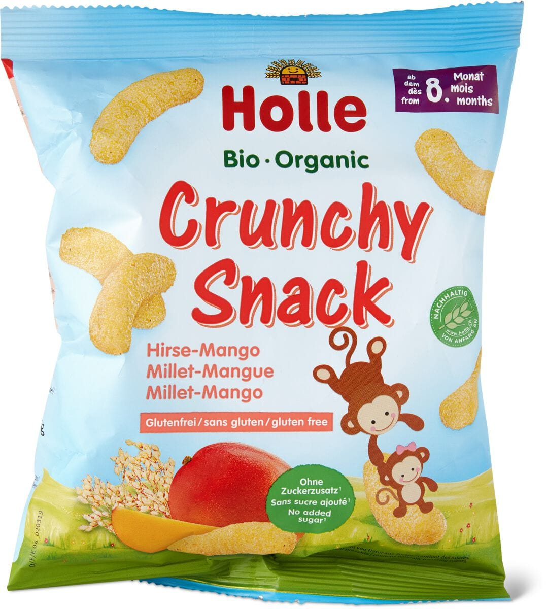 Crunchy Snack M & H