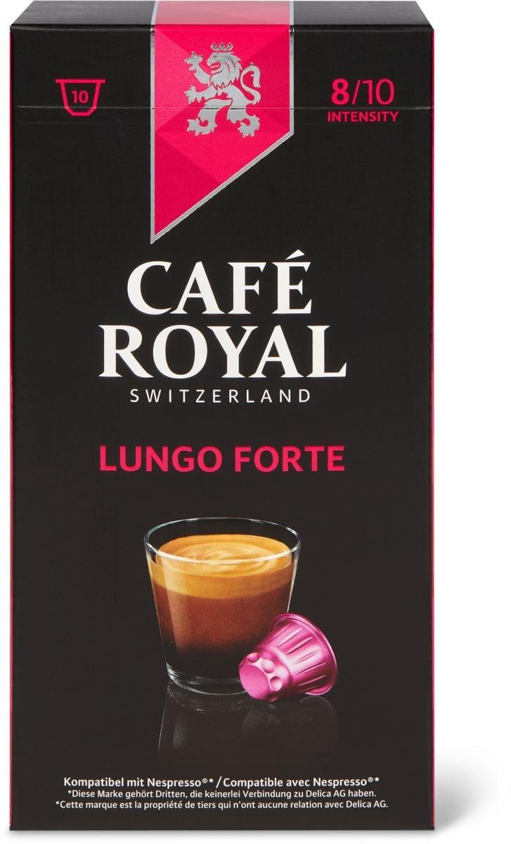 Café Royal Lungo Forte 10 capsules