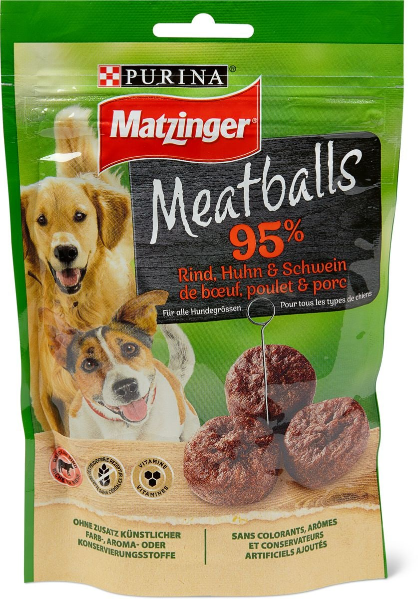 Matzinger Meatballs