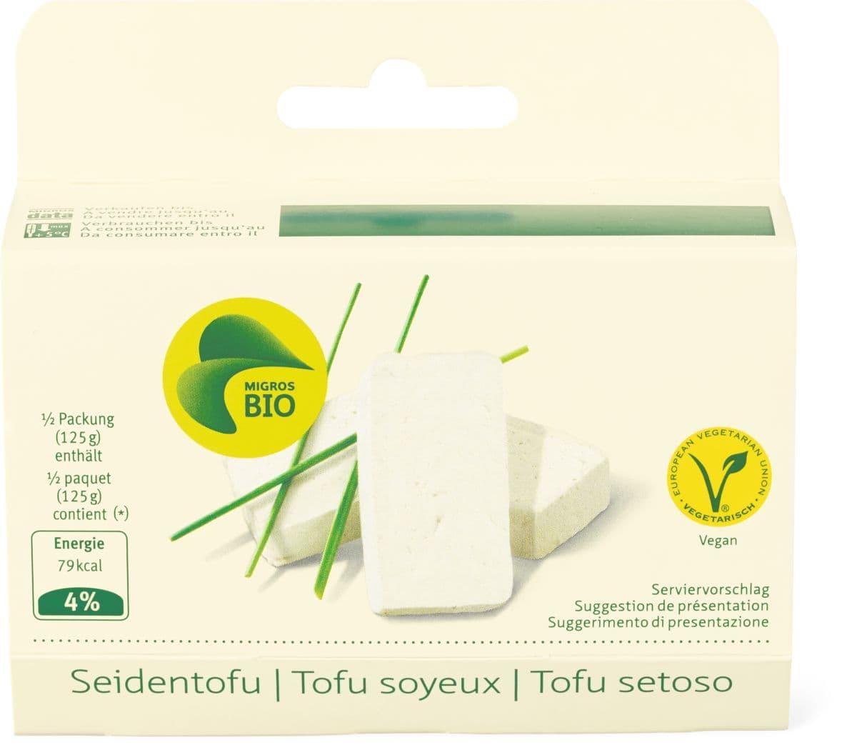 Bio Tofu soyeux