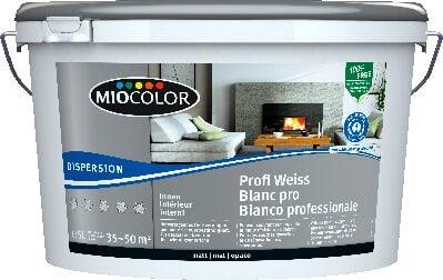 Miocolor Dispersion Profi matt Weiss 5 l