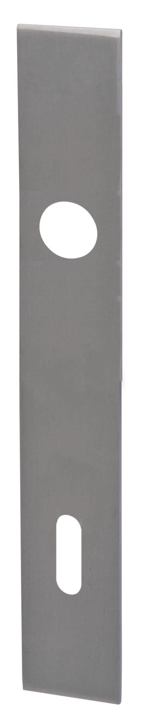 Alpertec Poignée à col long ZT 78 mm carrée