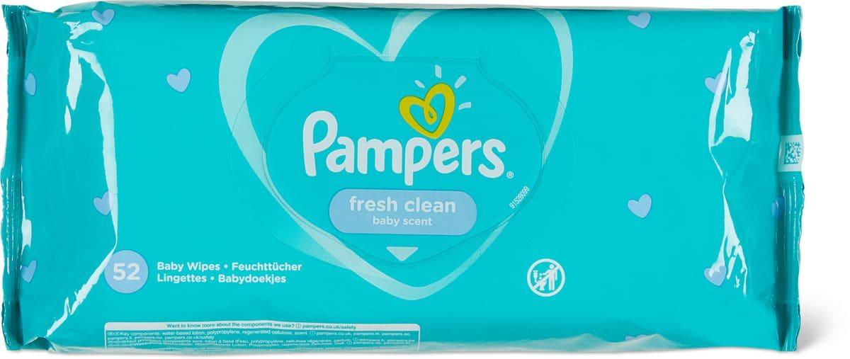 Pampers Fresh Clean salviettine