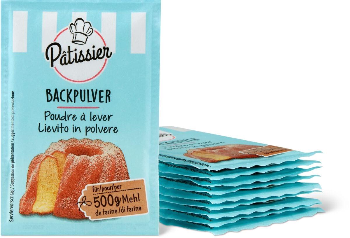 Patissier Backpulver