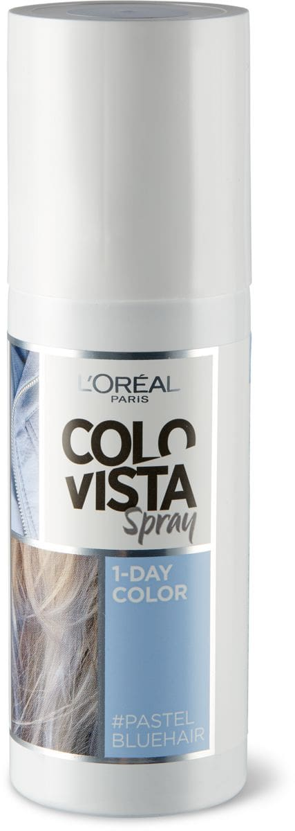 L'Oréal Colovista Spray #blue