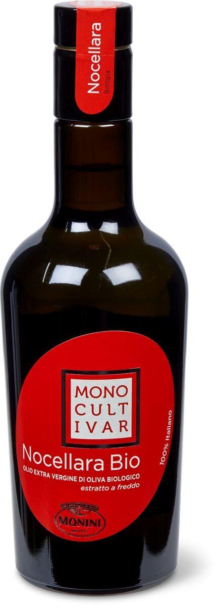 Bio Monini olio d'oliva nocellara