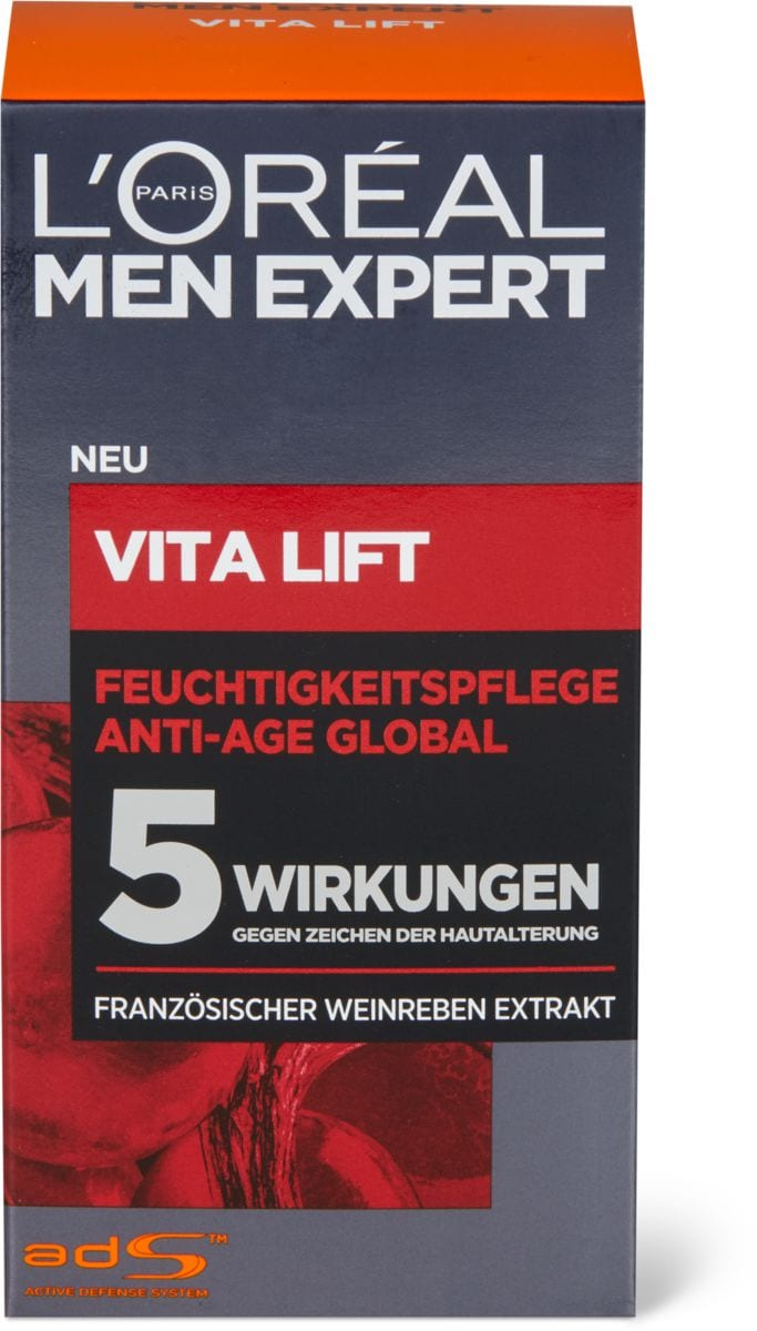 Men Expert Vita Lift Anti-age Intégral