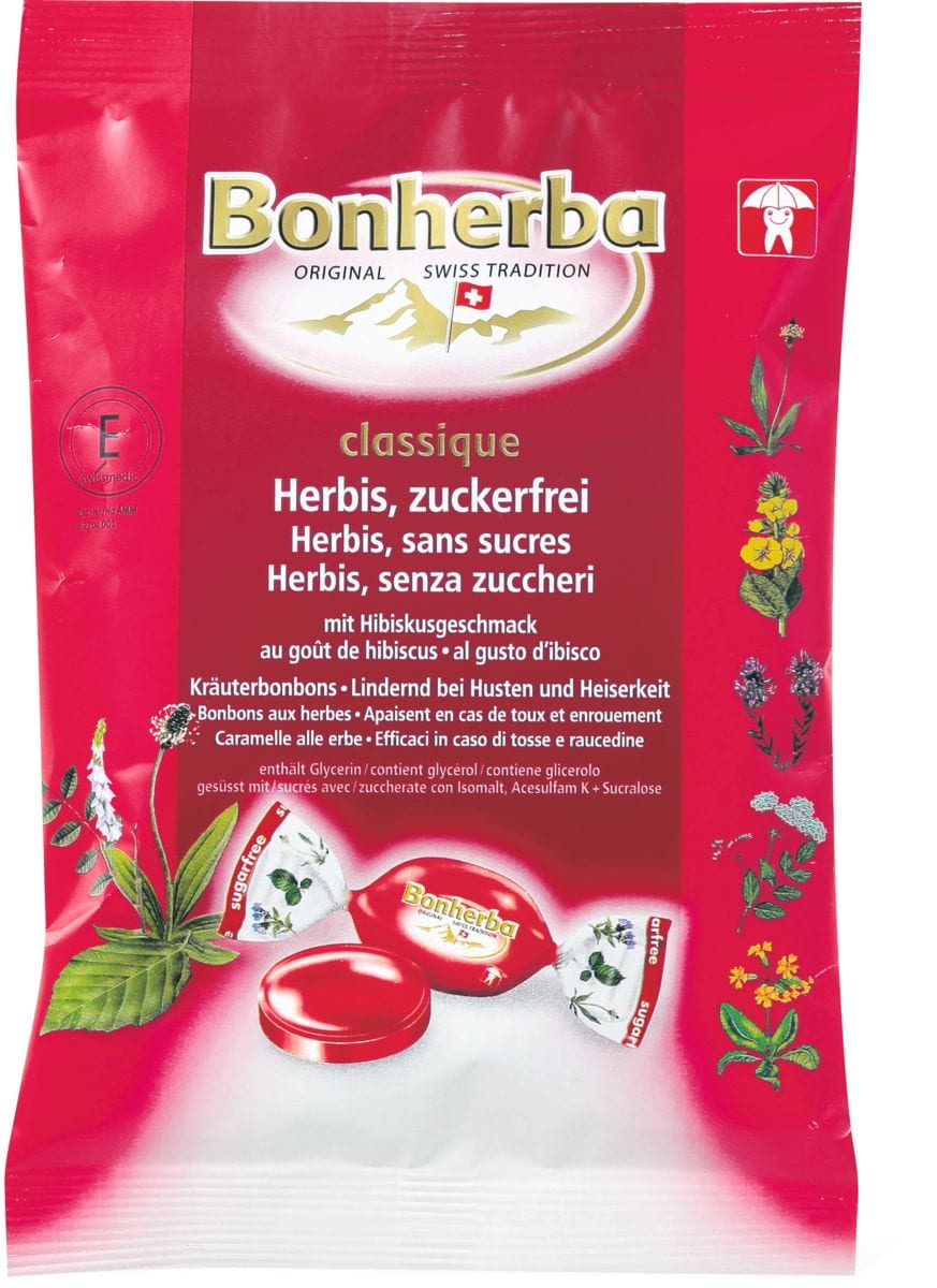 Bonherba Herbis sans sucres