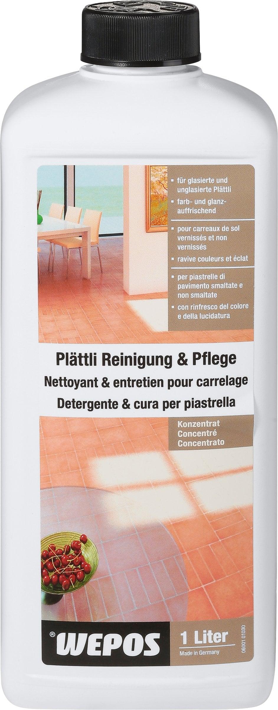 Wepos Produit Dentretien Et De Nettoyage Pour Le Carrelage - Carrelage l'aigle