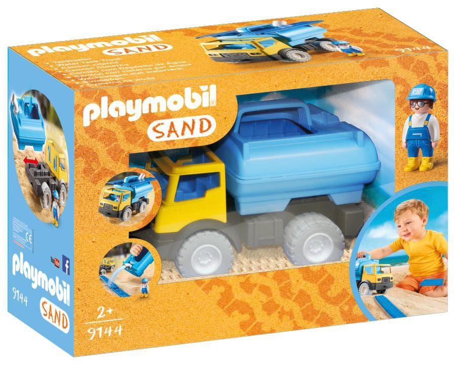 Playmobil Camion Citerne