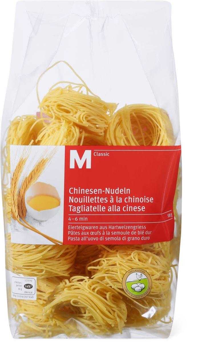 M-Classic Nouillettes à la chinoise