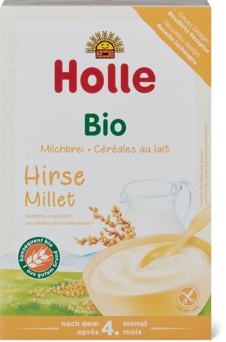 Milchbrei Hirse