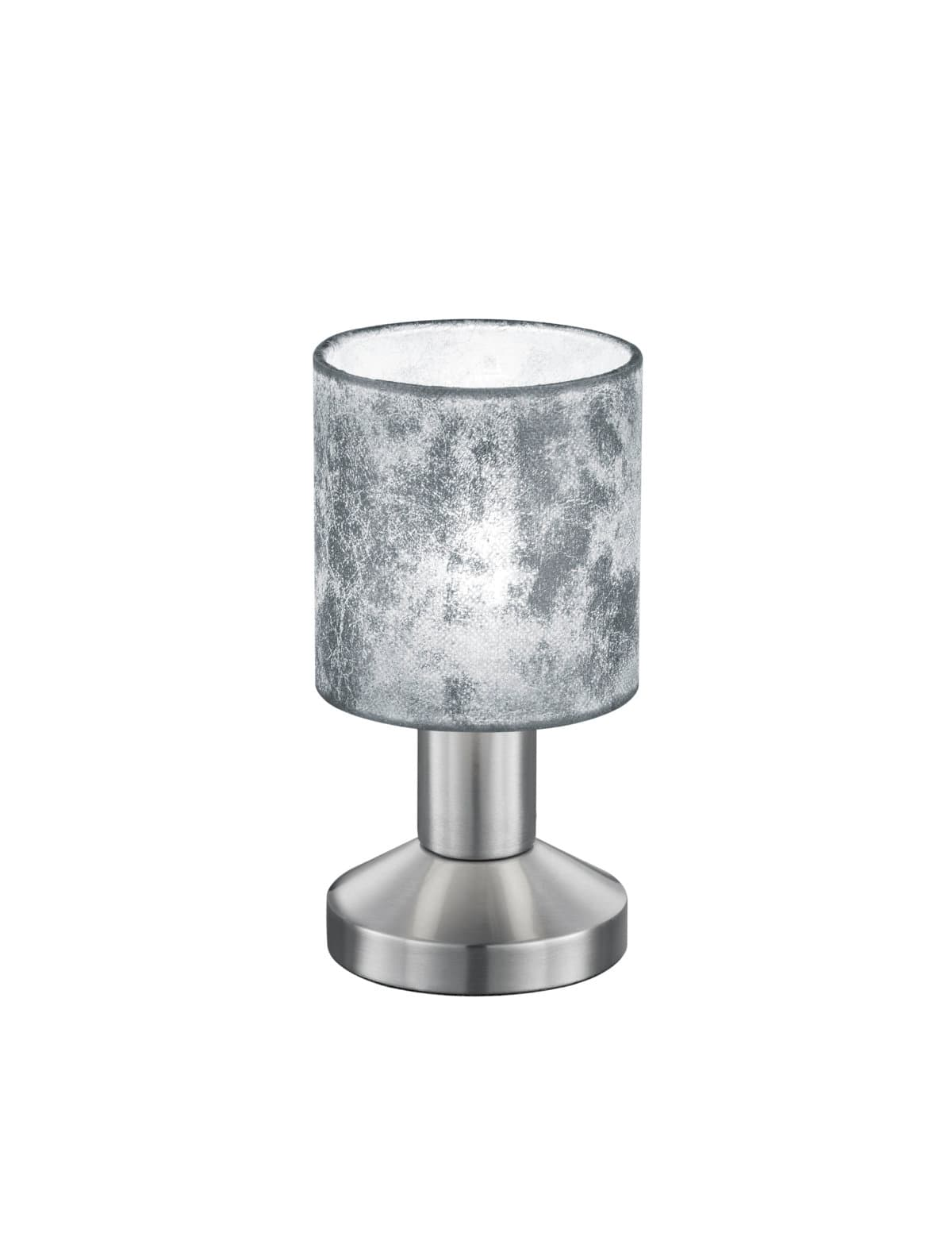 Lampe de table touch Garda, argent