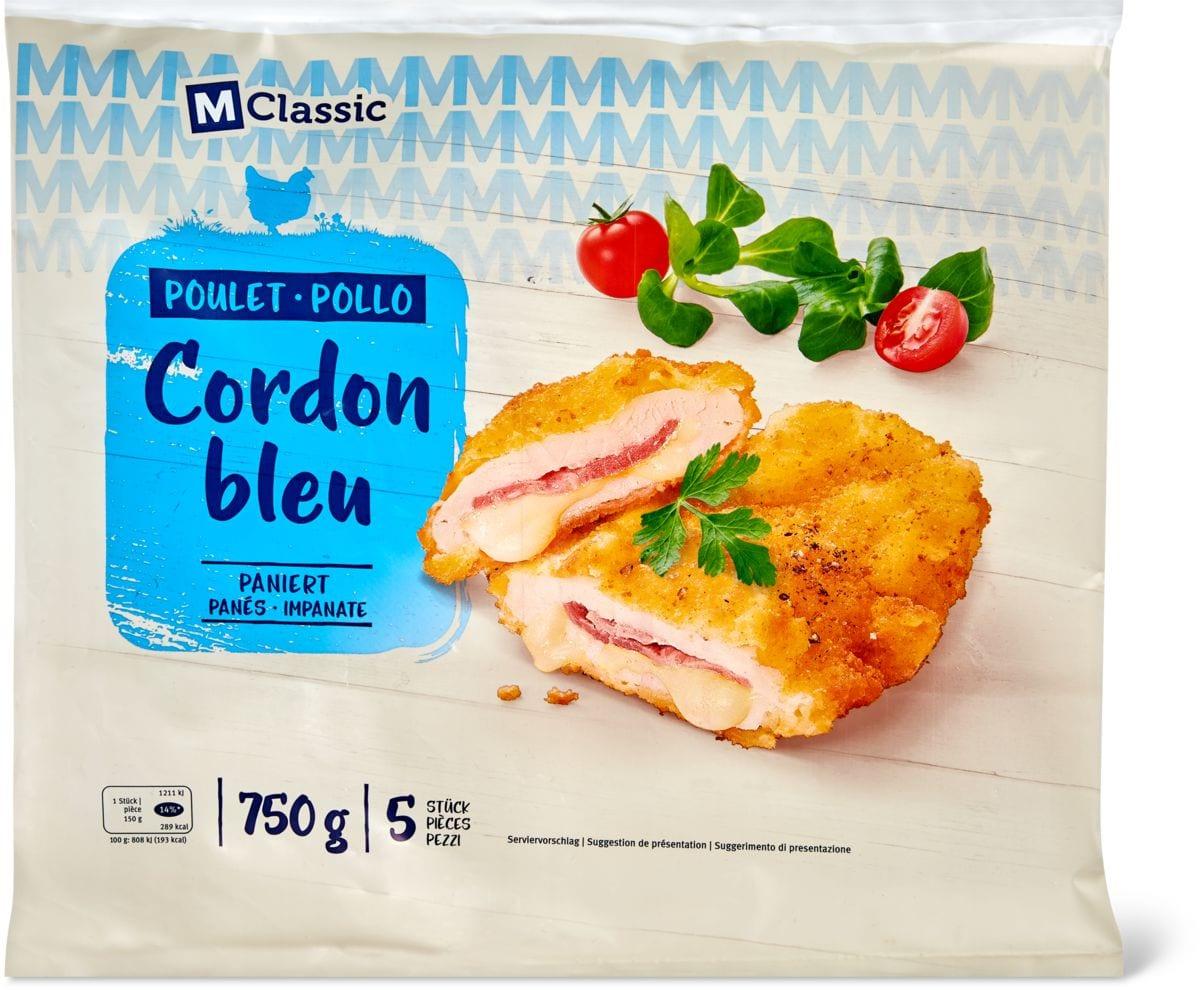 M-Classic Poulet Cordon bleu