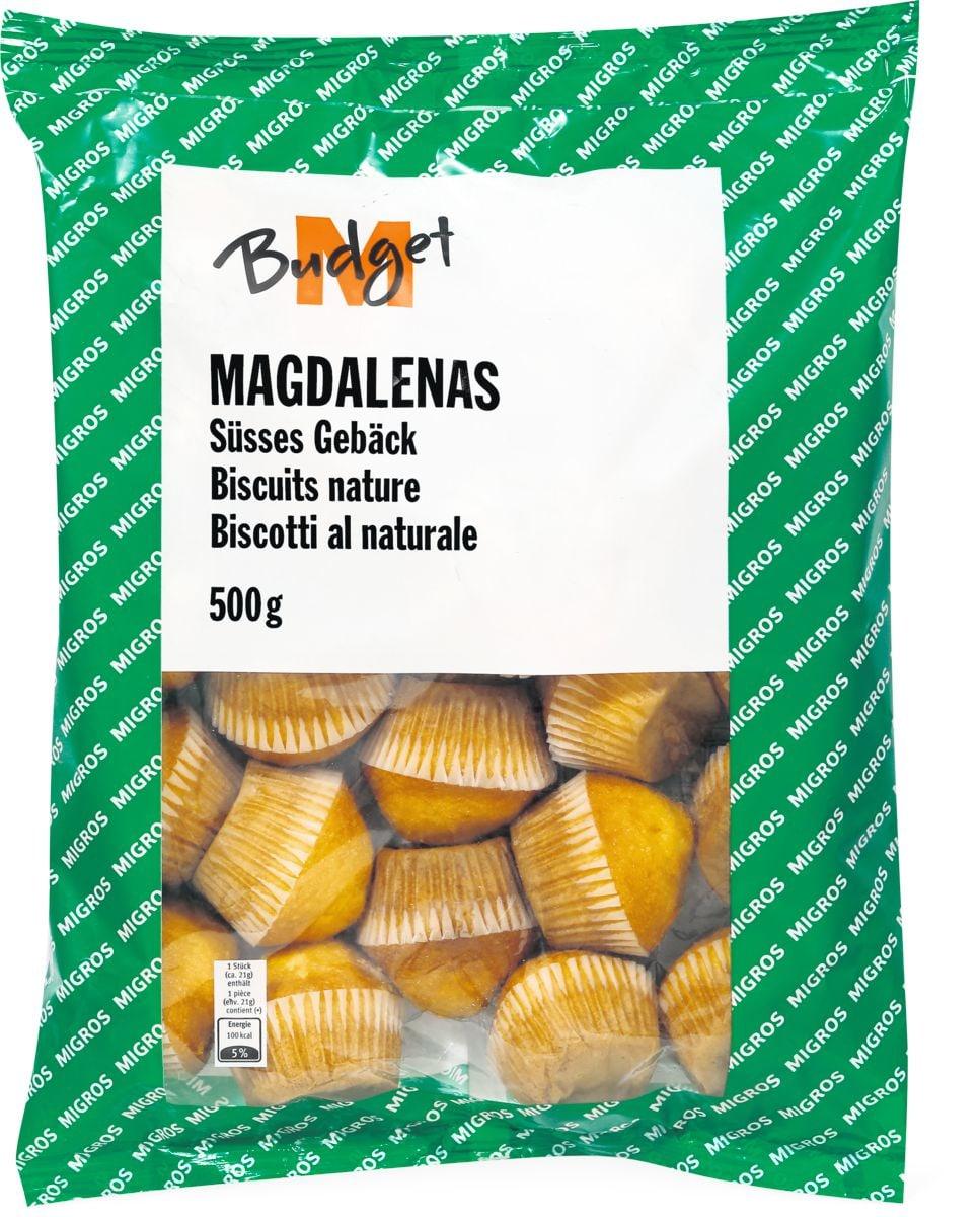 M-Budget Magdalenas