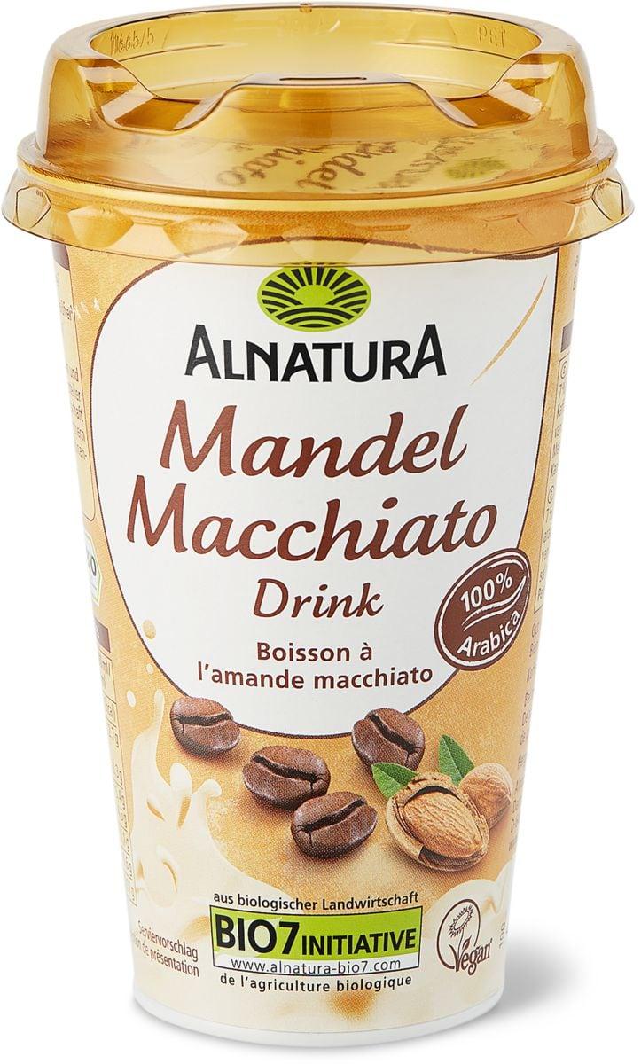 ALNATURA MANDEL MACCHIATO