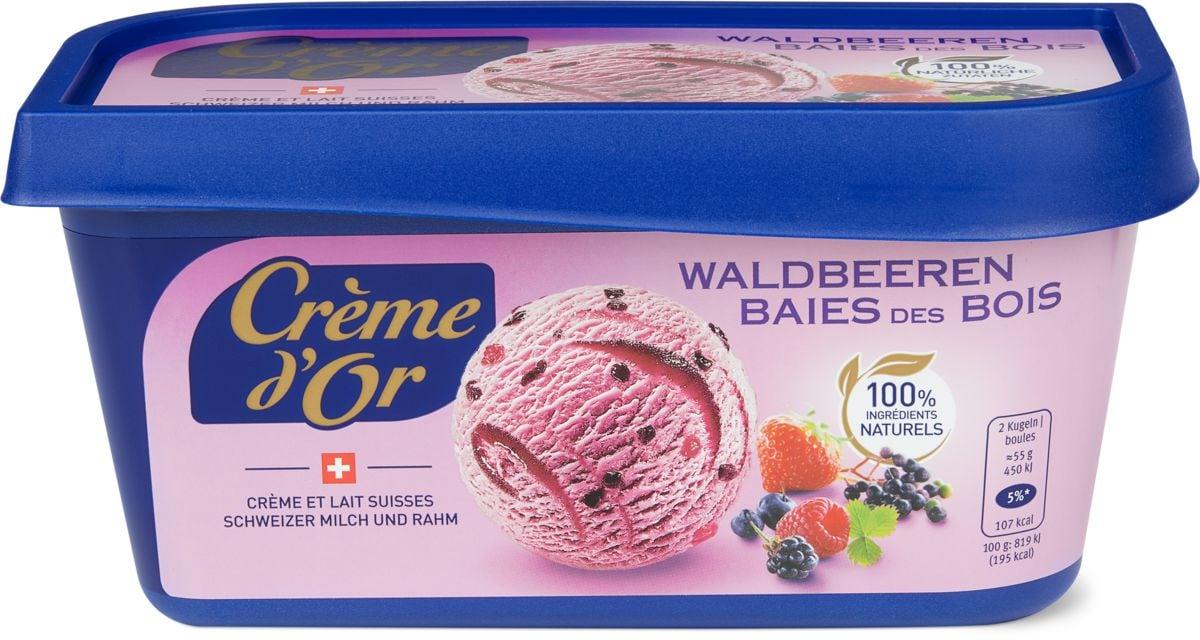 Crème d'or Waldbeeren