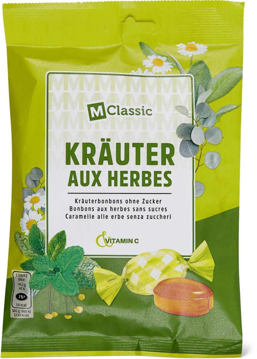 M-Classic Kräuter aux herbes o. Zucker