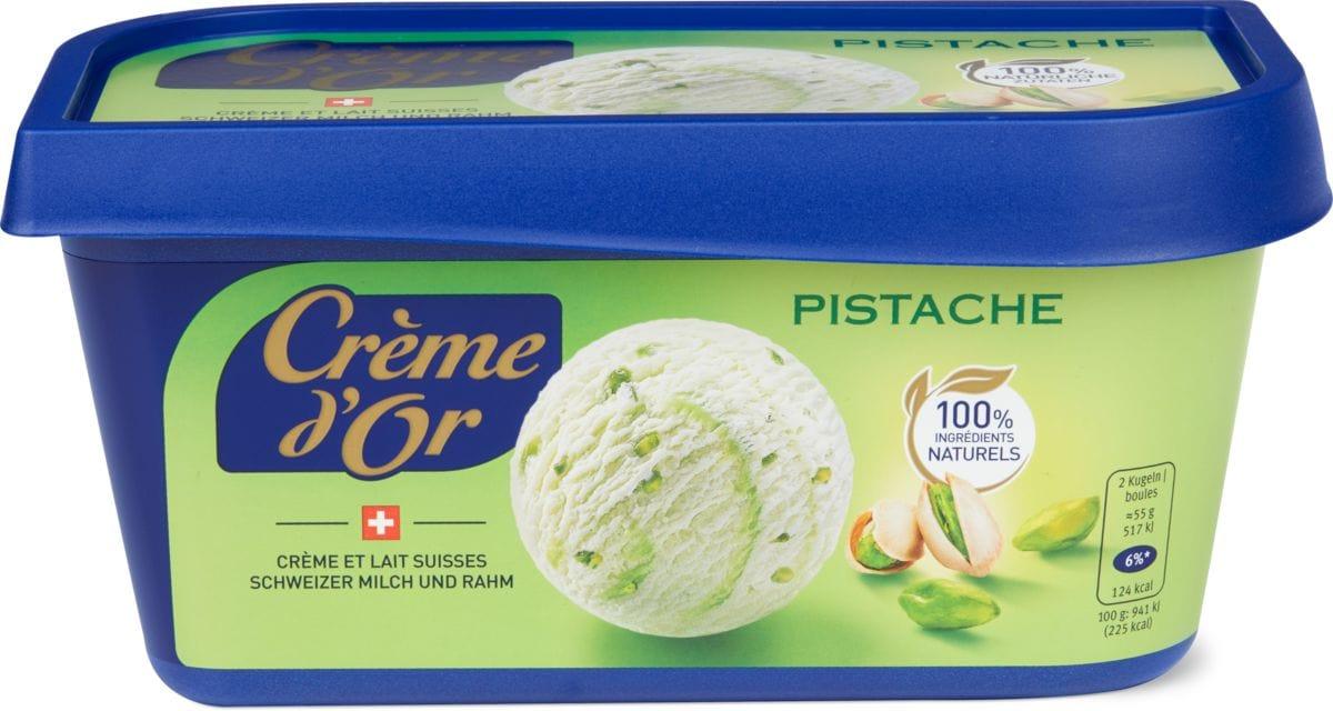 Crème d'or Pistacchio Croquante