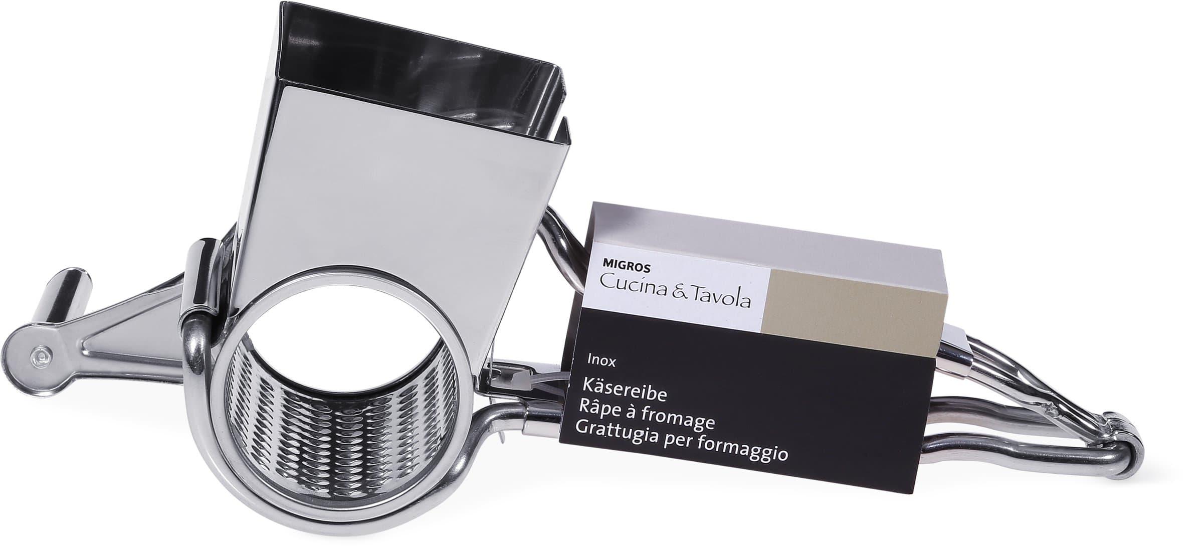 Cucina & Tavola CUCINA & TAVOLA Grattugia per fromaggio