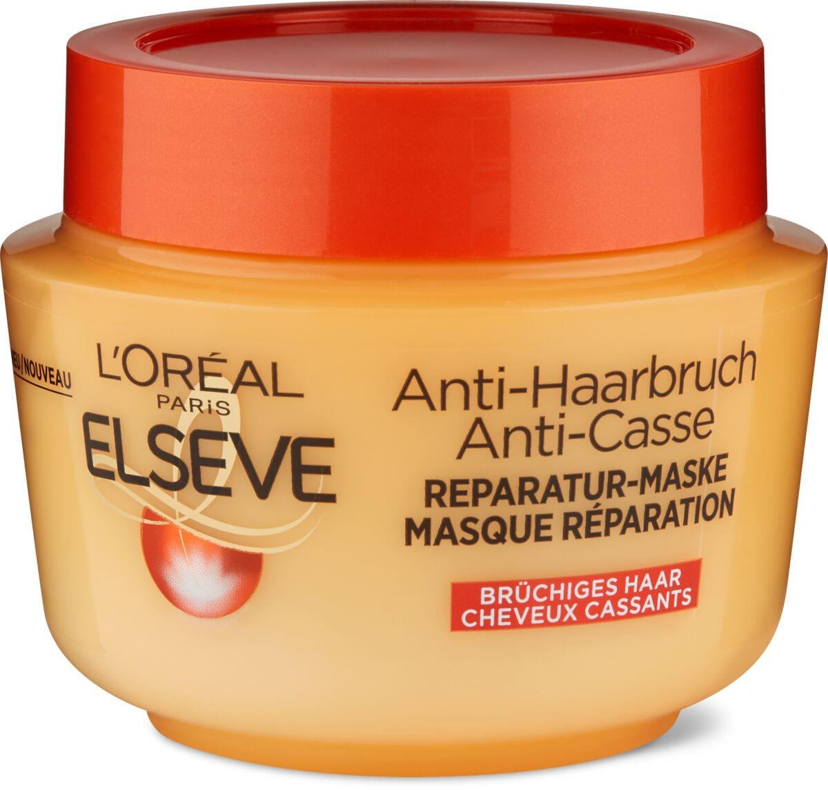 L'Oréal Elseve Anti-Haarbruch Maske