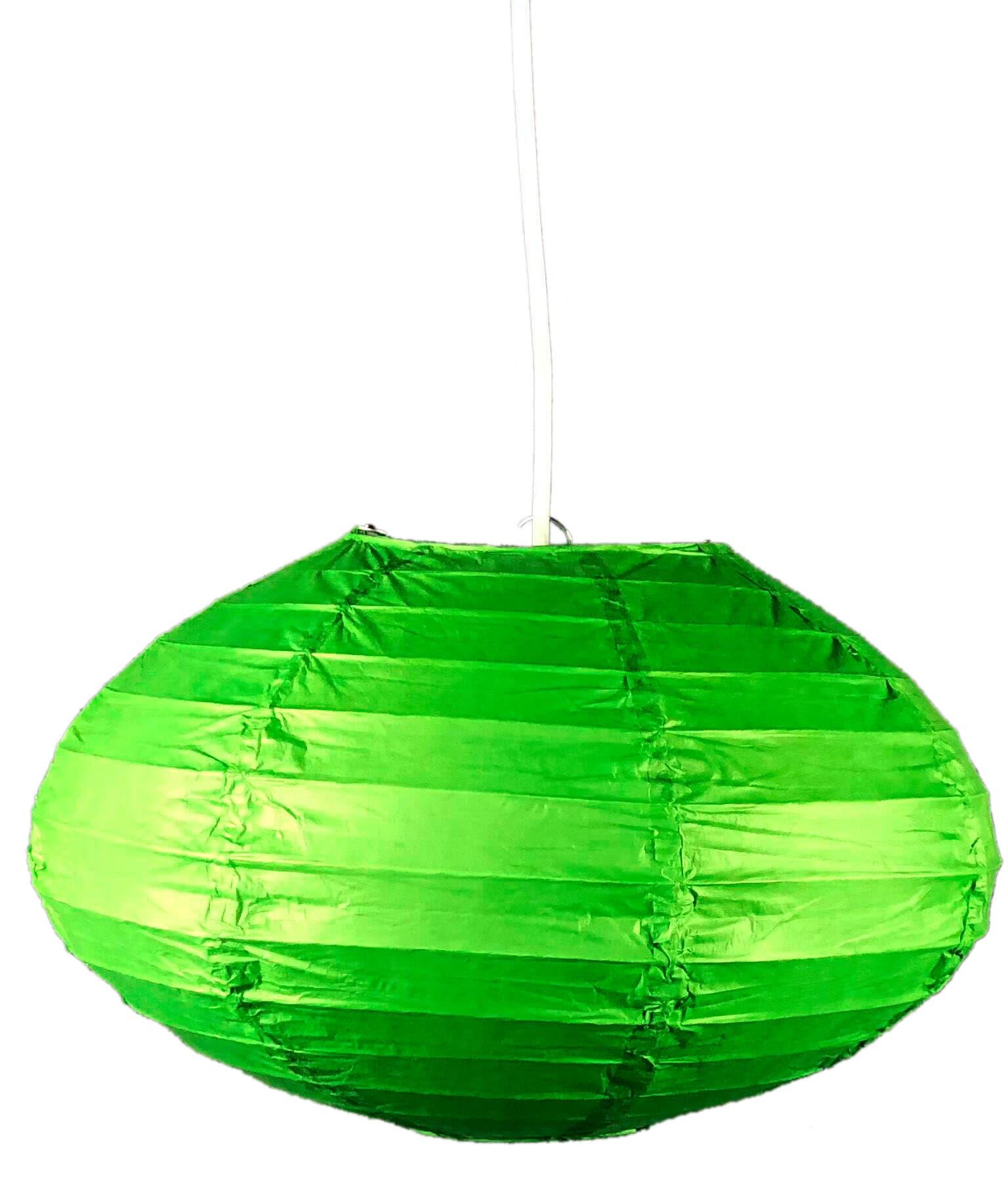 Do it + Garden Japan verde, ovale Sospensione