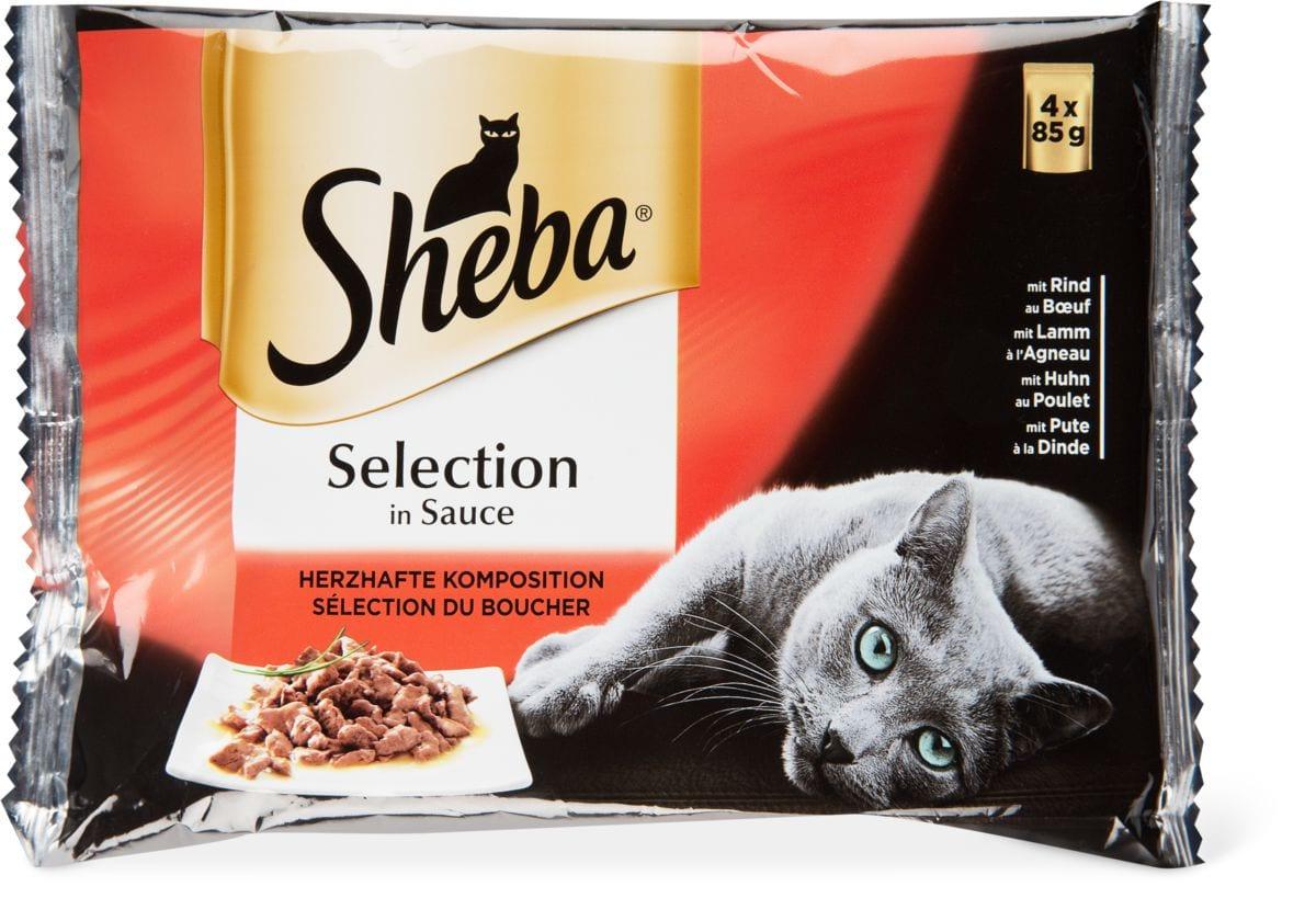 Sheba Selection Sauce Fleisch