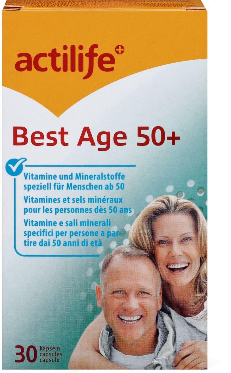 Actilife Best Age 50+
