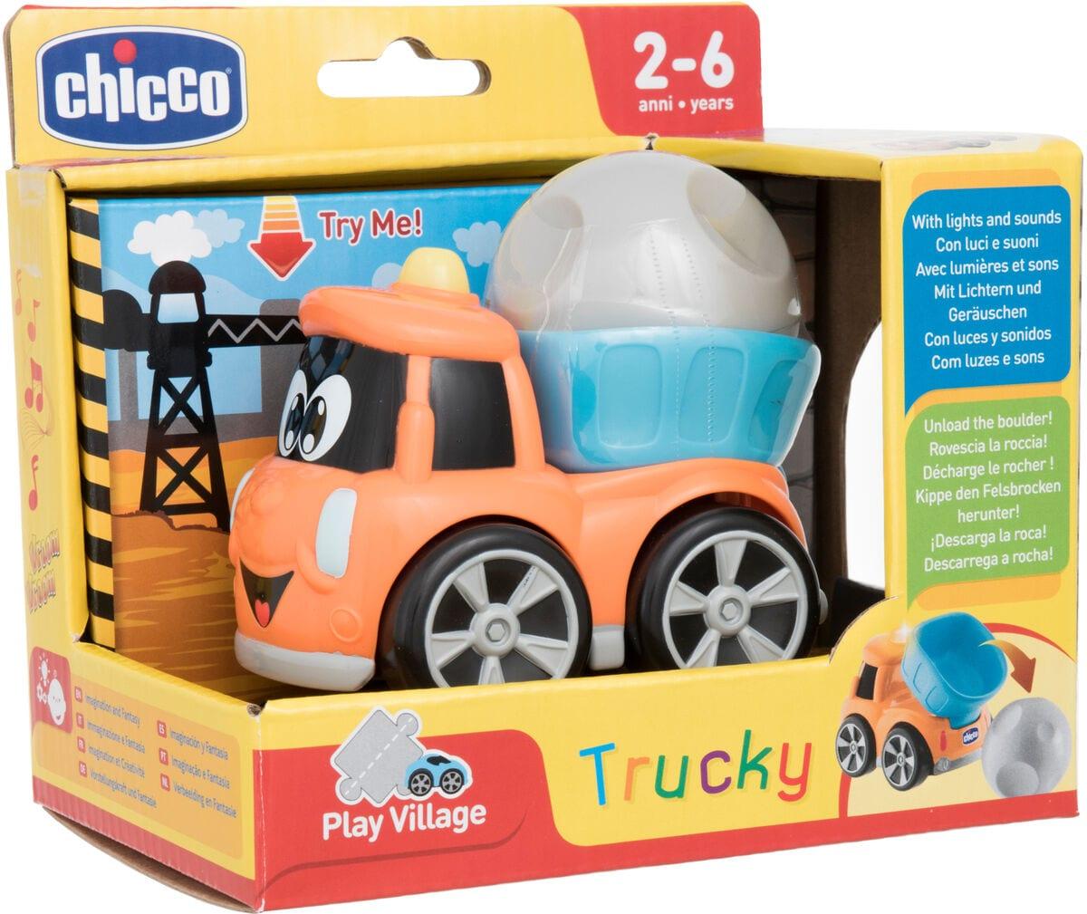 Chicco Builders Trucky Macchinine