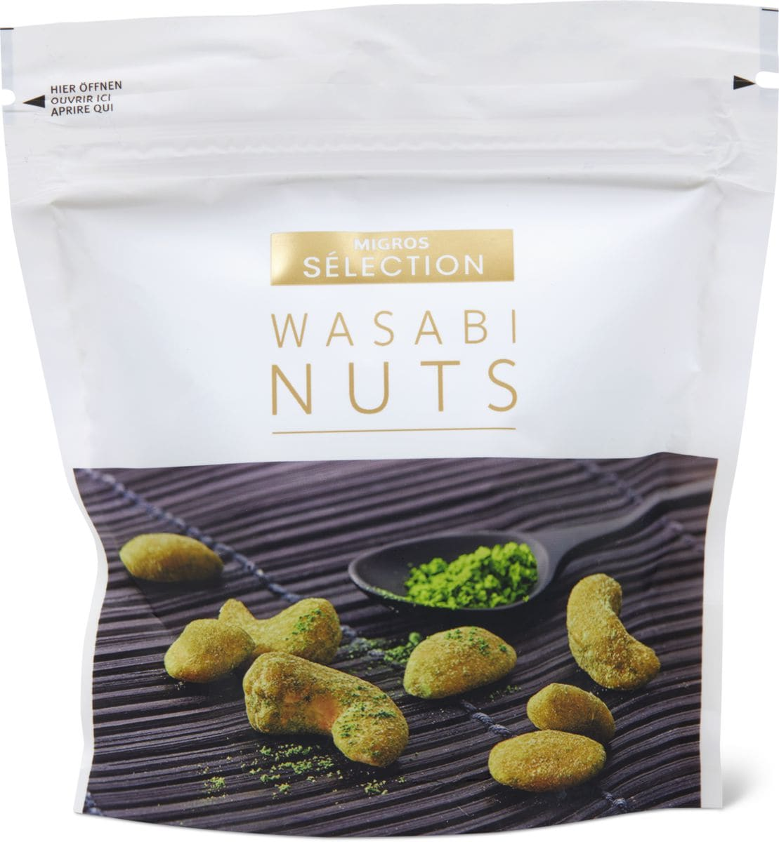 Sélection Wasabi Nuts