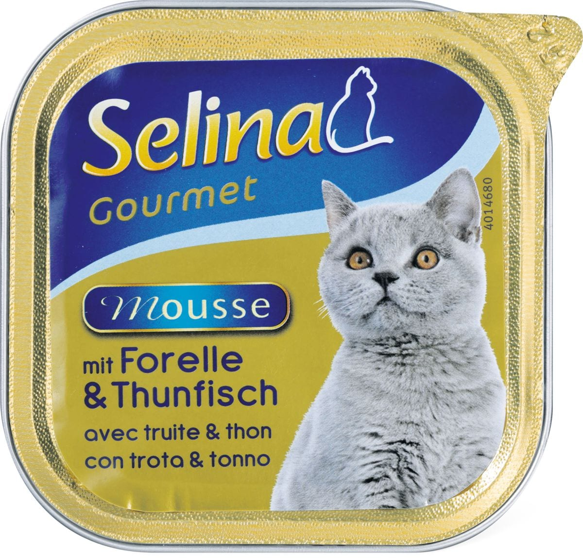 Mousse Forelle & Thunfisch