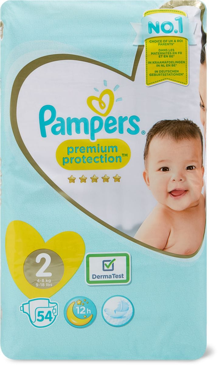 Pampers Protection New Baby Gr. 2