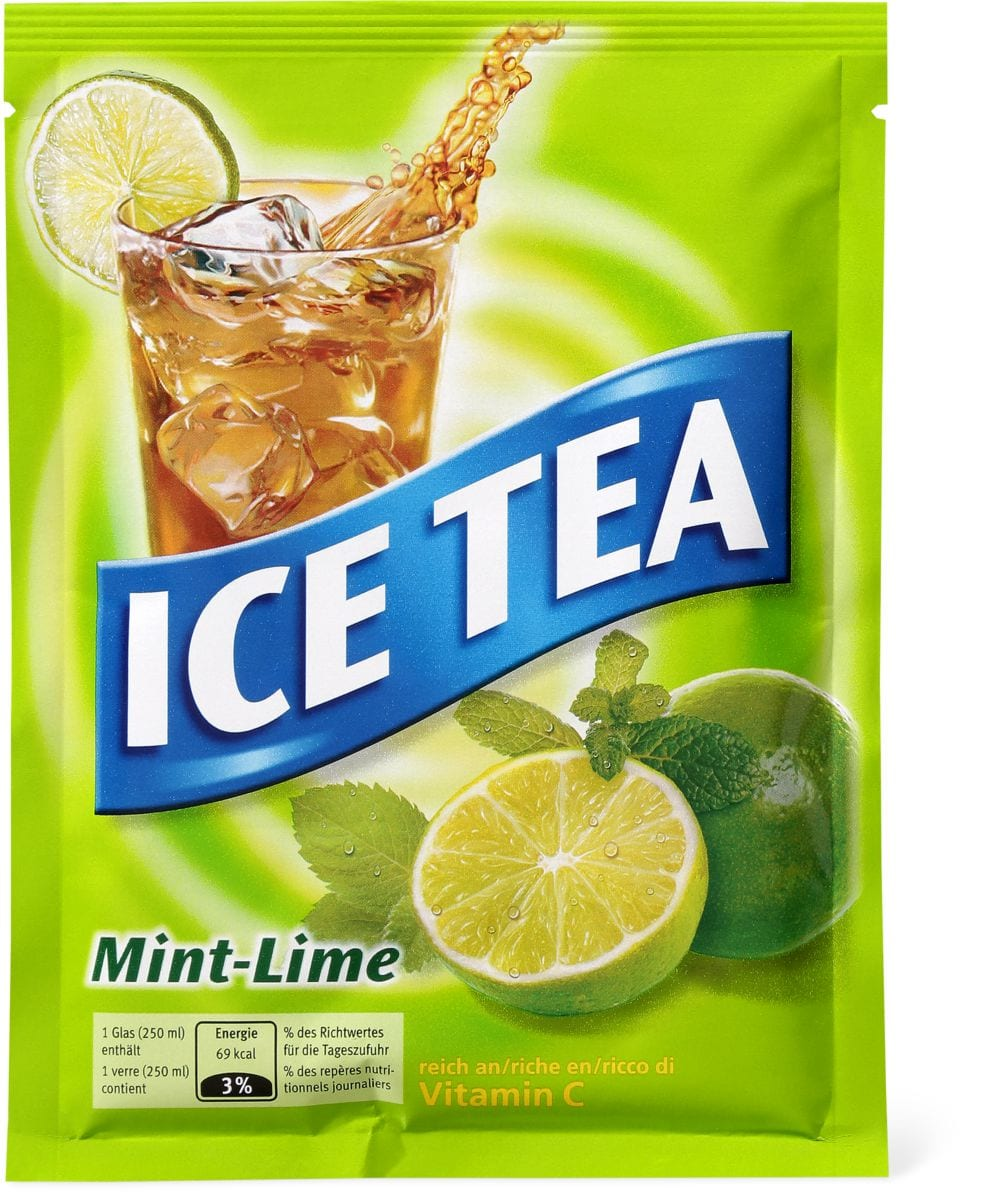 Ice Tea Mint-Lime | Migros