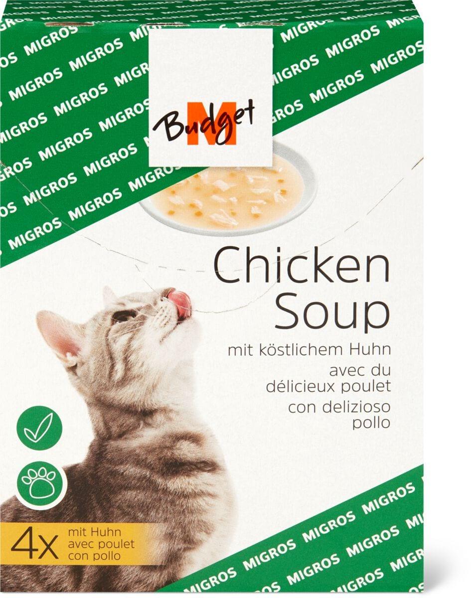 M-Bud soupe Poulet