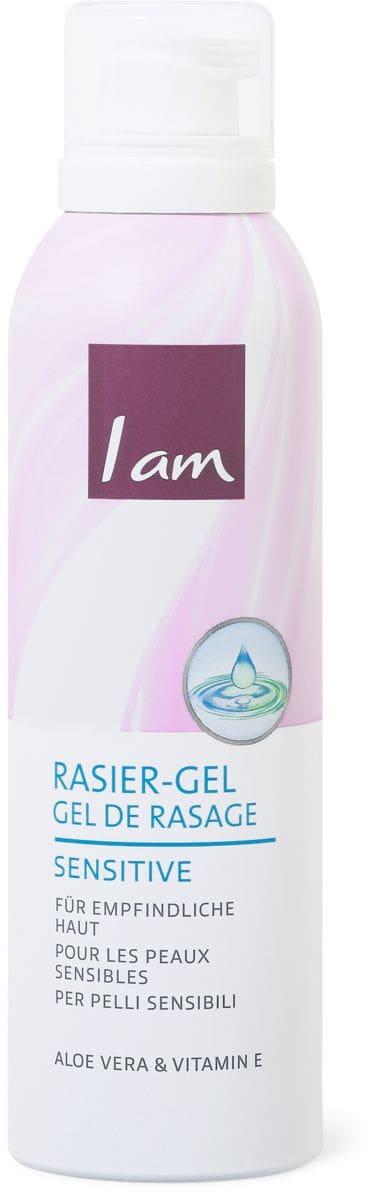 I am gel da rasatura Sensitive