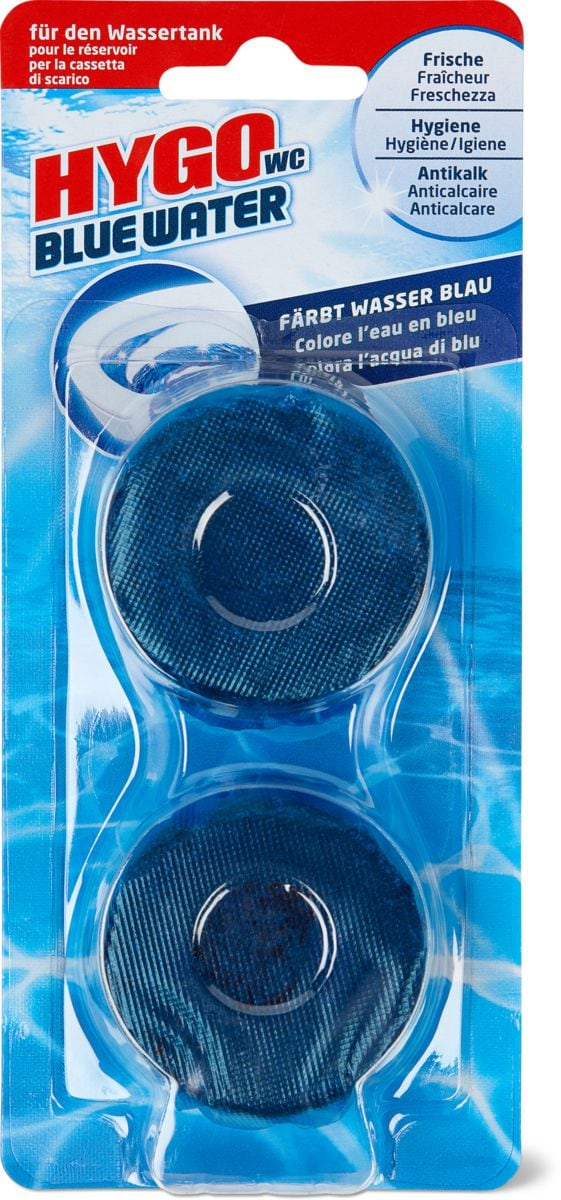 Hygo WC Blue Water Tabs