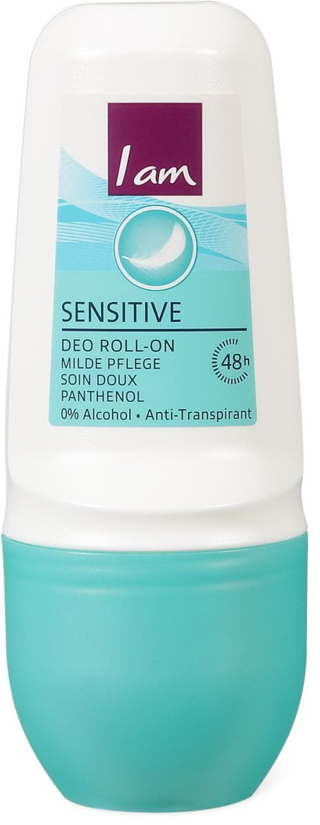 I am deo Sensitive roll-on
