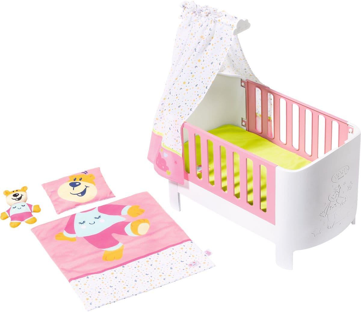 Zapf Creation Letto magico a baldacchino Baby Born Bambole accessori