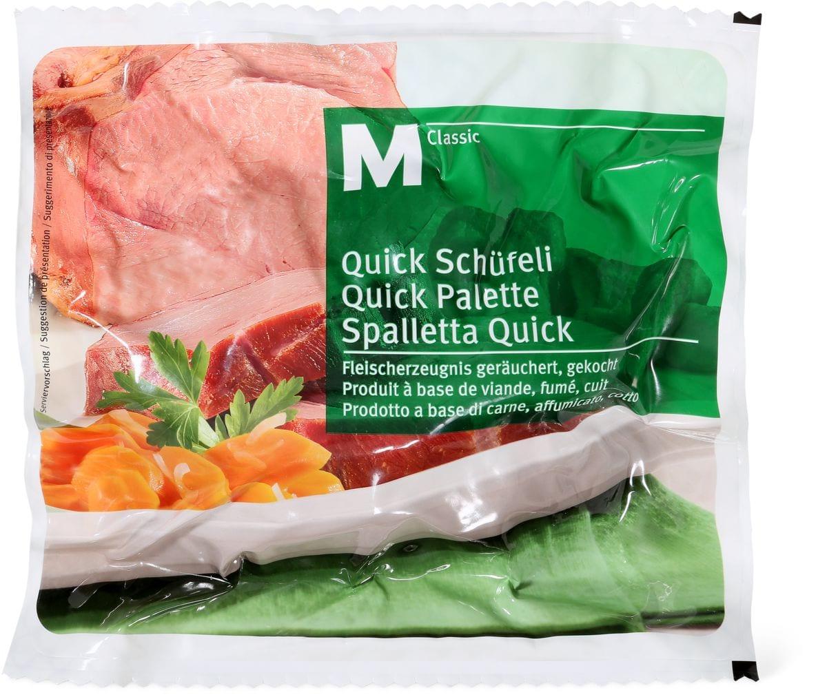 M-Classic Quick Schüfeli geräuchert, gekocht