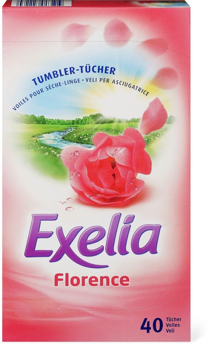 Exelia Voiles sèche-linge Florence