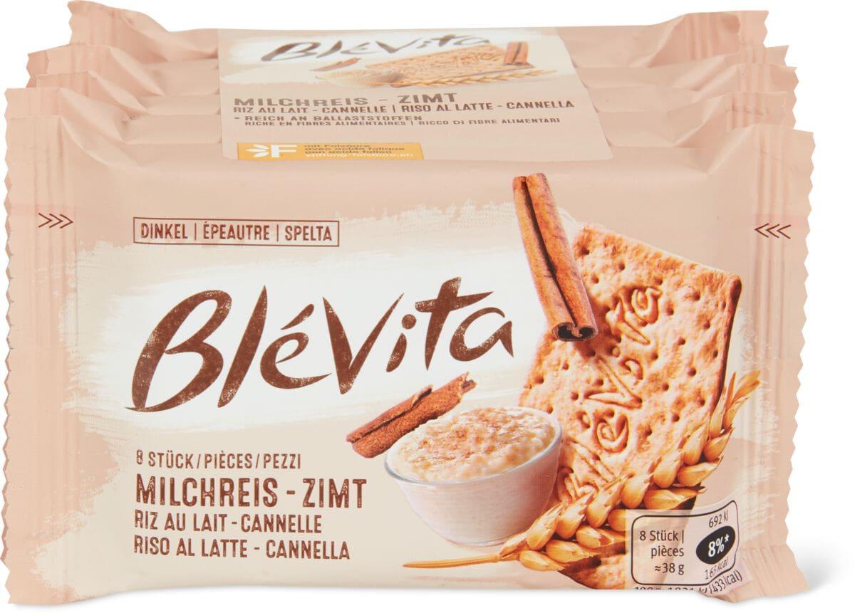 Blévita Milchreis-Zimt